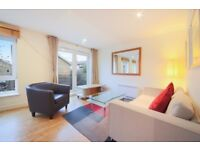 Stylish 1 Bedroom flat with fitted kitchen & bathroom decor,furnished in Queensgate House,Bow,London