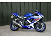Suzuki GSXR 750 K8 Low Mileage