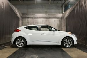 2016 Hyundai Veloster SE w/ AUTOMATIC / BACK-UP CAM / LOW KMS
