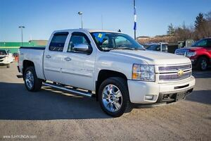 2012 Chevrolet Silverado 1500 LTZ! LEATHER! NAV! SUNROOF! 5.3!
