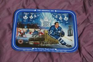 Toronto Maple Leafs Collector plate Prince George British Columbia image 1