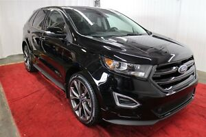 2016 Ford Edge Sport *CUIR, GPS, POWERLIFTGATE