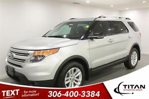 2011 Ford Explorer 7 Pass|Heated Mirrors|Local Trade|PST Paid