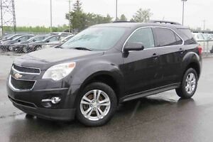 2013 CHEVROLET EQUINOX FWD LT lt demareur a distance phares anti