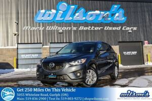 2015 Mazda CX-5 GS AWD SUNROOF! NEW TIRES! REAR CAMERA! PUSH BUT