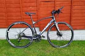 Giant Fastroad Slr Bicycle Size M Frame