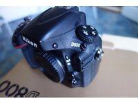 Used Nikon D800 DSLR, Croydon / London based. 900.00