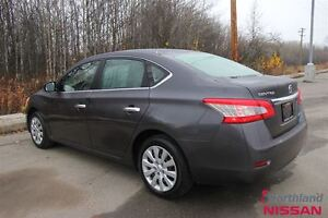 2014 Nissan Sentra 1.8/Power Options/ECO/Bluetooth/Traction Cont Prince George British Columbia image 11