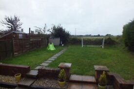 3 Bedroom Semi-Detatched house available for rental in a quiet rural location,