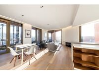 BRAND NEW 2 BED 2 BATH WITH TERRACE - TAPESTRY APARTMENTS N1C - KINGS CROSS ISLINGTON REGENTS PARK