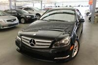 2012 Mercedes-Benz C-Class C250 4D Sedan 4MATIC
