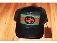 New classic black & green Gucci cap