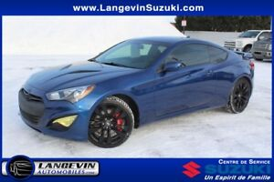 2014 Hyundai Genesis Coupe 2.0T R-Spec/CUIR/MAGS 19''