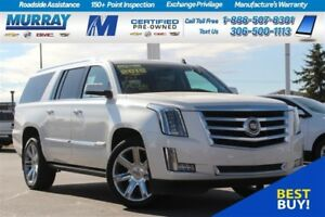 2015 Cadillac Escalade ESV PREMIUM*NAV SYSTEM,RETRACTABLE ASSIST