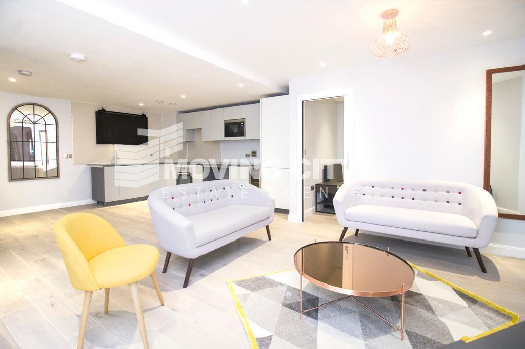 2 bedroom flat in The Cooper Building, 36 Wharf Road, Islington
