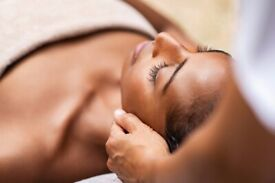 Holistic Head, Neck, Face & Shoulder Massage