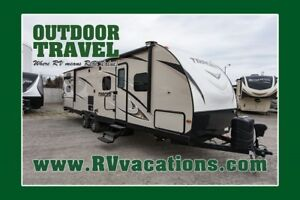 2018 FOREST RIVER TRACER 291BR $129.02 Bi-weekly OAC