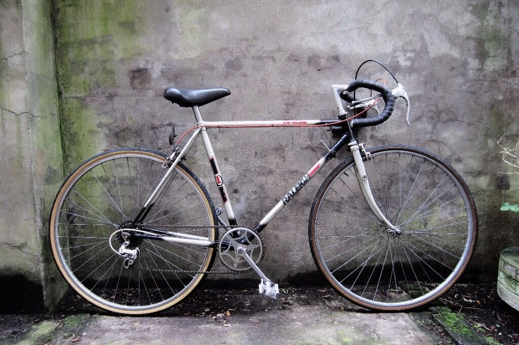 Raleigh Winner 21 Inch Small Size Vintage Racer Racing