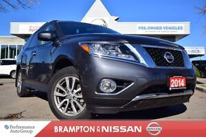 2014 Nissan Pathfinder SV AWD *Heated seats.Rear view monitor,Po