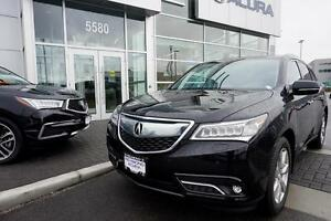 2016 Acura MDX ELITE AWD