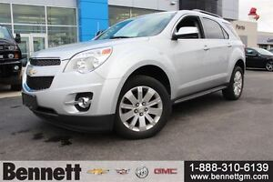 2012 Chevrolet Equinox 2LT - Heated seats, remote start, and pow