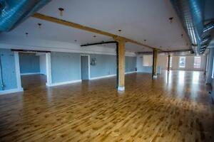 High Traffic Location   Newly Renovated   Open Concept