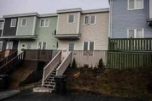 25 Nash Crescent - Beautiful 3 Bedroom Townhouse in Mount Pearl