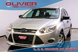 2014 Ford Focus S AC FWD