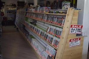 Lots of Great XBOX 360 Titles in stock now! Buy 2 Get 1 Free!! Best deals in town at HBS-Hydrostone 3081 Gottingen St