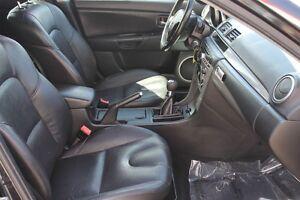 2005 Mazda MAZDA3 *GT* / LEATHER . SUNROOF . Alloys . Powers Kitchener / Waterloo Kitchener Area image 6