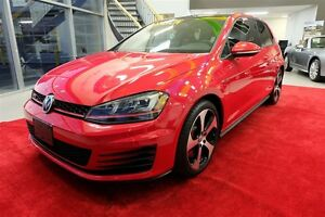 2015 Volkswagen Golf GTI groupe performance,ecran 8.5p