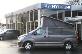 Hyundai i800 iCamper by Wellhouse with new conversion, 2.5 168ps, 5 speed