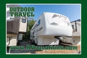 2007 KEYSTONE RAPTOR 3612DS