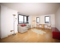 Large 2 Bed 2 Bath Apartment in Canary Wharf, E14, Cumberland Mills, Parking, Concierge, Balcony- VZ