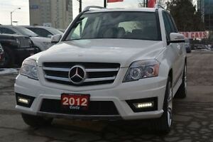 2012 Mercedes-Benz GLK-Class GLK 350 4MATIC/LEATHER/HEATED SEATS