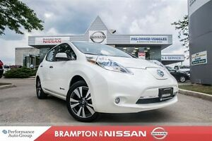 2016 Nissan LEAF SL *NAVI|360 cam|Leather*