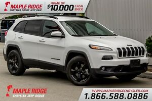 2015 Jeep Cherokee North w/ Backup Camera & Bluetooth