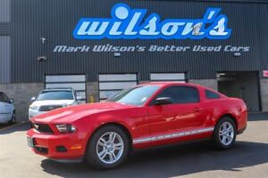 2012 Ford Mustang RED HOT! POWER PACKAGE! CRUISE CONTROL! STEERI