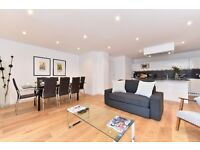 2 bed/ 1 bath apartment available in Hoxton, fully furnished, 12 months min