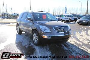 2012 Buick Enclave CXL DVD! Local trade! Heated seats!