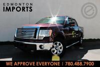 2010 Ford F150 XLT XTR CREW CAB 4X4 | CERTIFIED WE APPROVE EVEYO