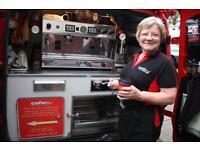 Established mobile espresso coffee round franchise in an exclusive area of Aberdeenshire