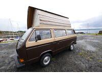 1983 VW Devon Campervan - Excellent condition