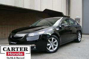 2014 Acura TL w/Technology Package + NAVI + LOW KMS!