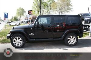 2011 Jeep WRANGLER UNLIMITED 70TH ANNIVERSARY 4X4 - INT. CUIR!!
