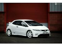 2009 limited edition championship white type r fn2 pos swap px