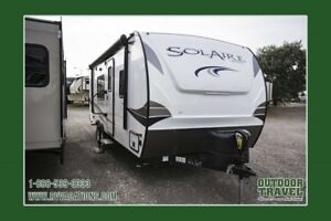 2018 FOREST RIVER Solaire 211BH Ultralite Bunk House Travel Trai