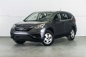 2015 Honda CR-V LX Finance for $75 Weekly OAC