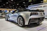 2015 Chevrolet Corvette Z06/ 3LZ/ 650 HORSEPOWER/ CONVERTIBLE/ N