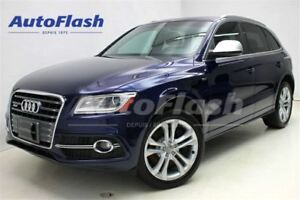 2014 Audi SQ5 SQ5 Progressiv 3.0L Turbo!* Navi* Full* Rare!*